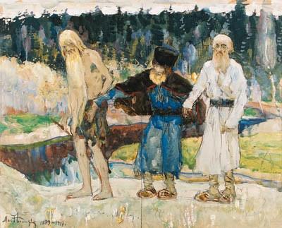 Mikhail Vasil'evich Nesterov (