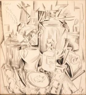 Kirill Mikhailovich Zdanevich (1892-1969)