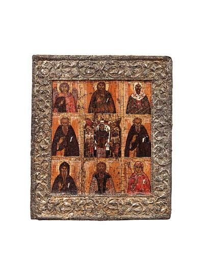 The Pokrov and Eight Chosen Sa