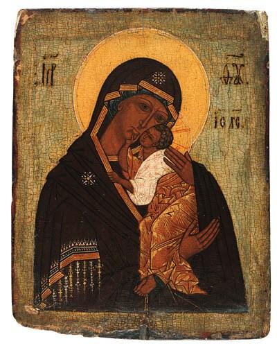 The Mother of God of Iaroslavl