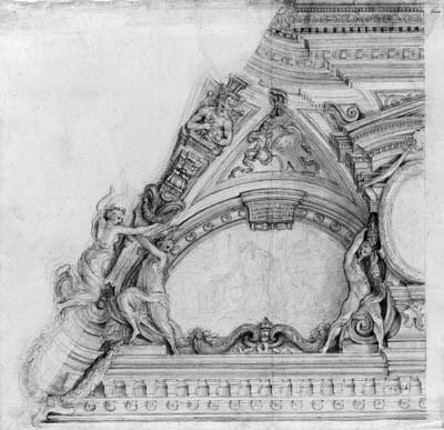 Circle of Pietro Berrettini, c