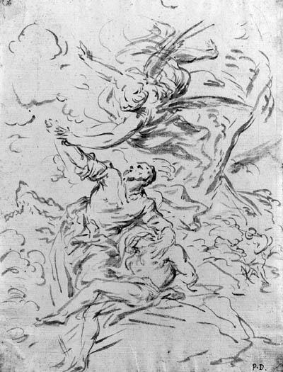 Pietro Dandini (c.1646-1712)