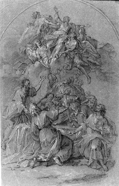 Nicolas de Poilly (1675-1747)