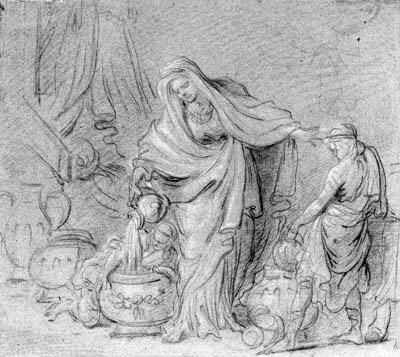 Attributed to Noël Hallé (1711