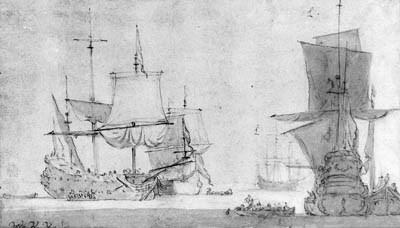 Willem van de Velde II (1633-1