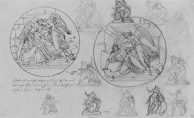 Bonaventura Genelli (1798-1868