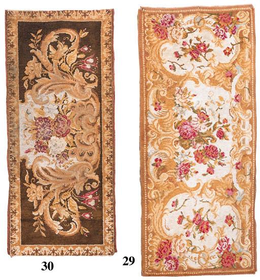 A similar Savonerie rug