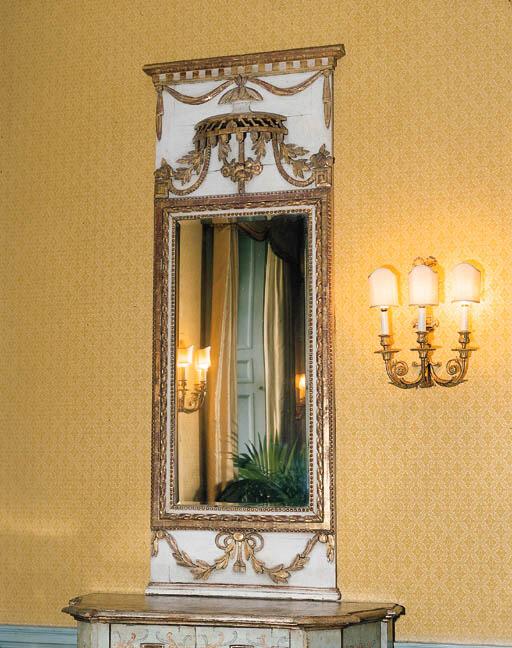 A Louis XVI Provincial cream p