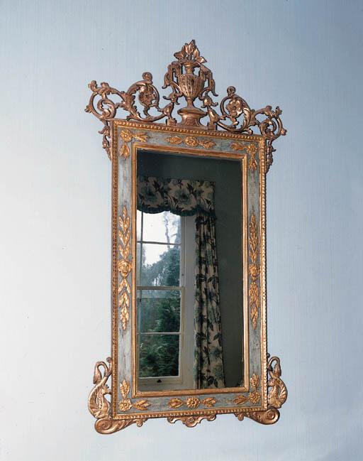 An Italian giltwood and decora