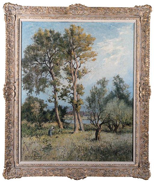 Pierre Ernest Prins (1838-1913
