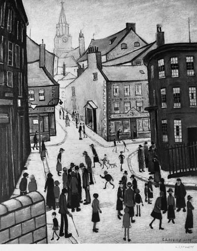 After Laurence Stephen Lowry