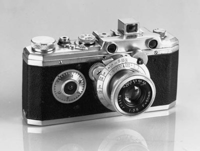 Hansa Canon camera