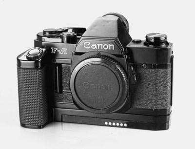 Canon F-A no. 801676