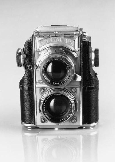 Twin-Lens Contaflex no. Y.6452