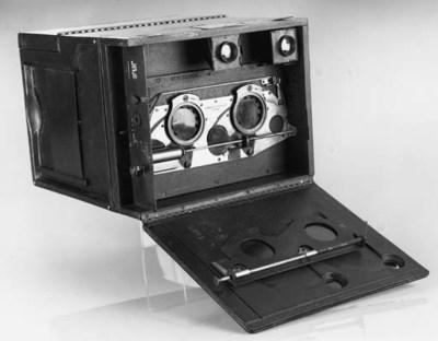 Stereoscopic C C camera no. S3