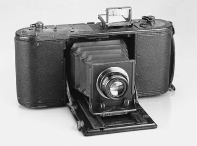 No. 1A Speed Kodak camera