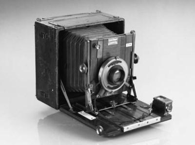 Sanderson hand camera no. 1696