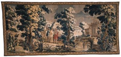 A Soho mythological tapestry