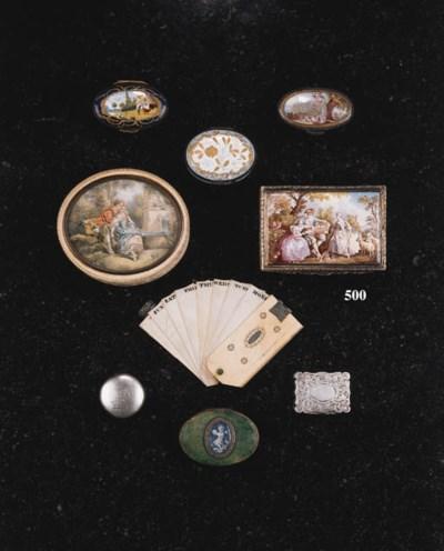 An Austrian silver-gilt and en
