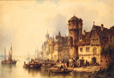 LUDWIG HERMANN (1812-1881)