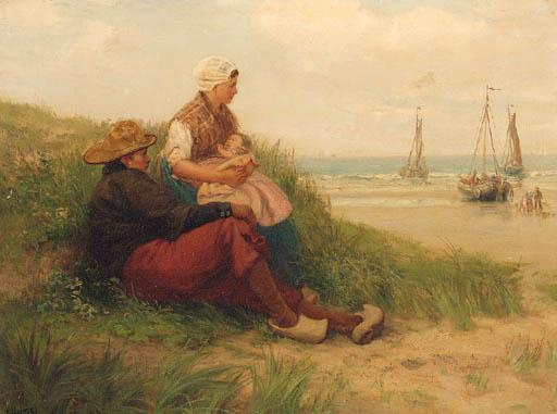 Edith Hume (British, fl.1862-1