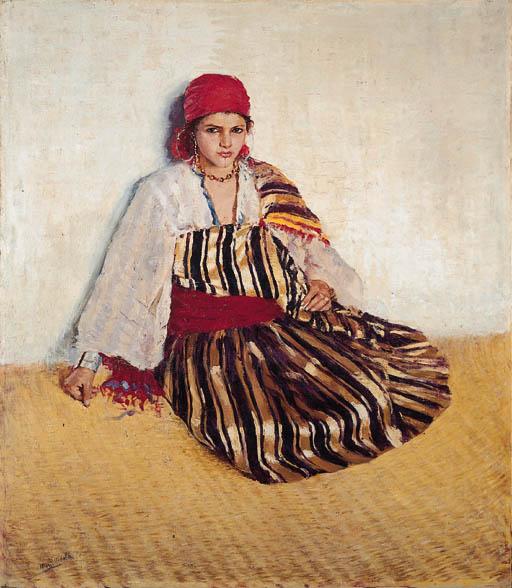 Mario Ridola (Italian, b.1890)