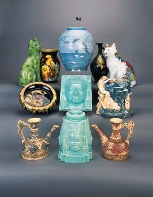 A Royal Copenhagen porcelain v