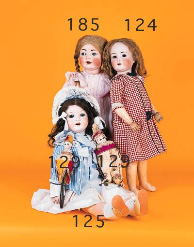 A large K * R 117n doll