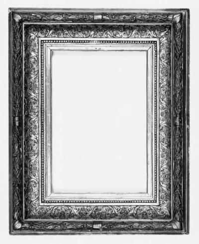 An English 19th Century gilt c