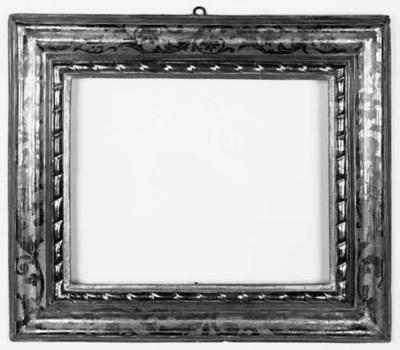 An Italian 17th Century gilt r