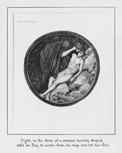 BURNE-JONES, Edward (illustrat