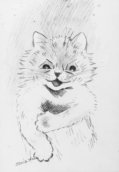 Louis William Wain (1860-1939)