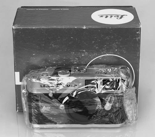 Leica M4-P no. 1642888