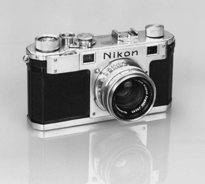Nikon S no. 6127671