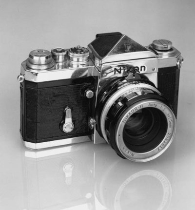 Nikon F no. 6965585
