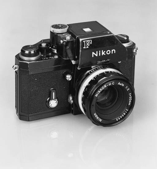 Nikon F Photomic FTN no. 73933