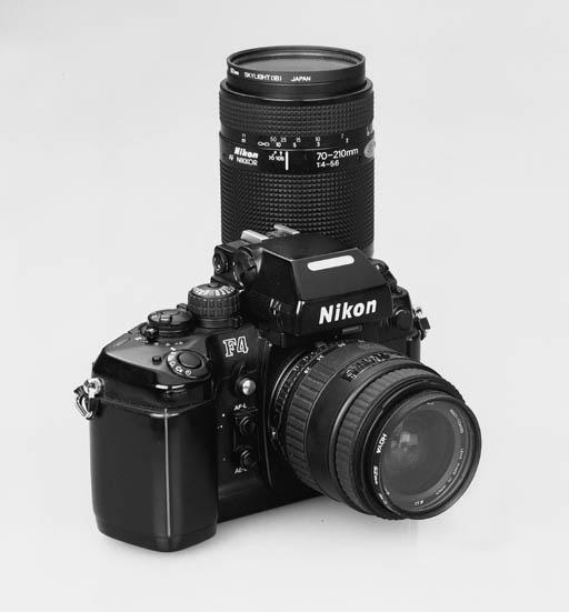 Nikon F4 no. 2111917