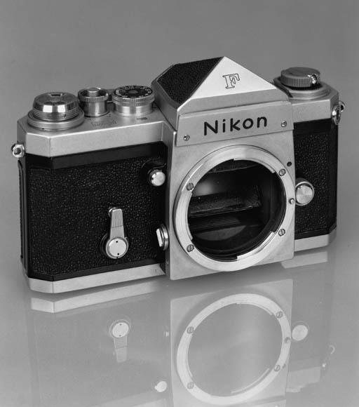 Nikon F 'red-dot' no. 6595024