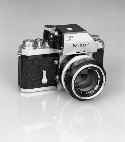 Nikon F Photomic FTN no. 69332