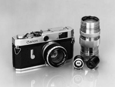 Canon P no. 750522