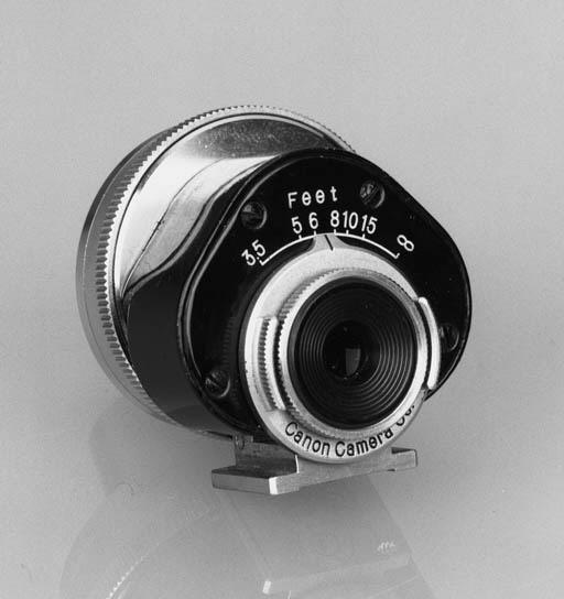 Canon varifocal finder no. 164