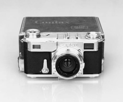 Contax II no. J73593
