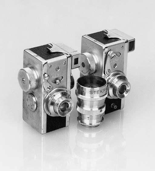 Steky cameras