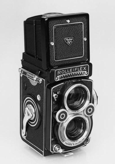 Rolleiflex TLR un-numbered