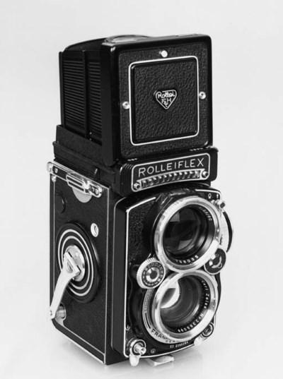 Rolleiflex E2 no. 2350254