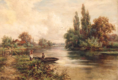 F. MILES, LATE 19TH CENTURY