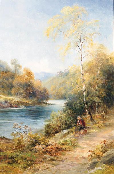 JOHN MACWHIRTER (1839-1911)