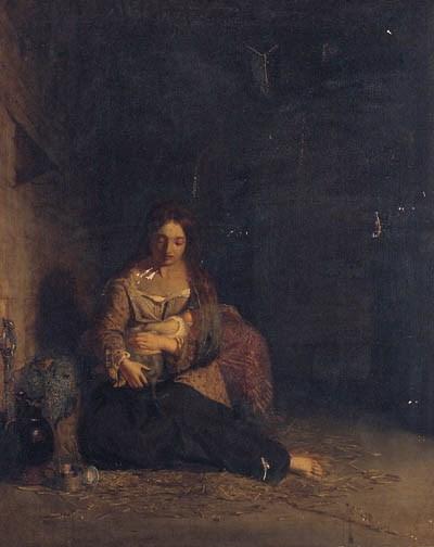 CIRCLE OF CHARLES BAXTER (1809
