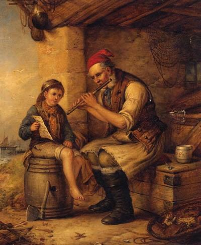 ALEXANDER LEGGETT (FL.1860-188