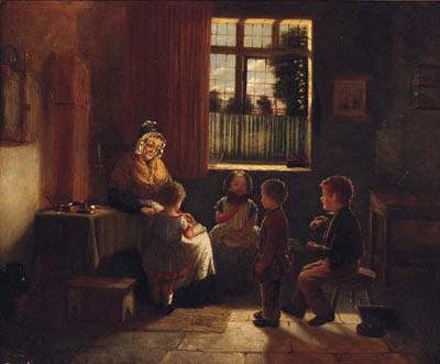 ENGLISH SCHOOL, CIRCA 1862